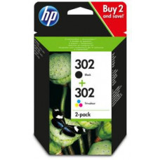 HP 302 cartridge - CMYK