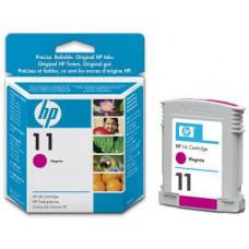 HP no. 11 - purpurová ink. kazeta, C4837A, magenta