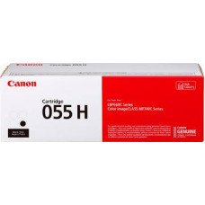 CANON CRG 055 H Black, 7 600 str.
