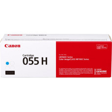 CANON CRG 055 H Cyan, 5 900 str.