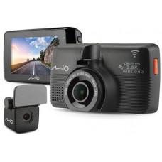 MIO Kamera do auta MIO MiVue 798 WiFi 2.5K QHD DUAL, 2,7