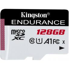 KINGSTON 128GB microSDXC Kingston Endurance CL10 A1 95R/45W bez adapteru