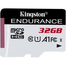 KINGSTON 32GB microSDHC Kingston Endurance CL10 A1 95R/45W bez adapteru