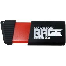 PATRIOT 512GB Patriot Supersonic Rage Elite USB 3.1 400/300MB/s