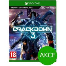 MICROSOFT XBOX ONE - Crackdown 3 - AKCE