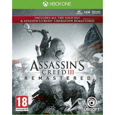 UBISOFT XONE - Assassins Creed 3 + Liberation Remastered