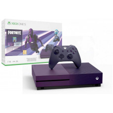 MICROSOFT XBOX ONE S 1 TB + Fortnite Battle Royale Special Edition (Violet Colour) - NOVINKA