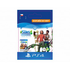 SONY PLAYSTATION ESD SK PS4 - The Sims 4 BundleSeasonsJungleSpooky