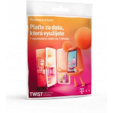 T-MOBILE CZECH REPUBLIC A.S. T-Mobile Plaťte za data která využijete + neomezené volání, 200kč