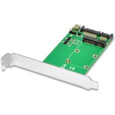 AXAGO  RSS-MSD, SATA - mSATA SSD interní 2.5