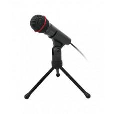 C-TECH Stolní mikrofon C-TECH MIC-01, 3,5