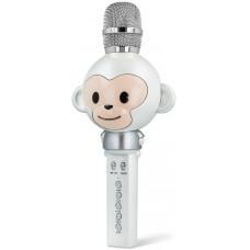 FOREVER Bluetooth mikrofon Forever AM-100 bílý