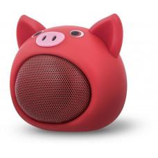 FOREVER Bluetooth reproduktor Forever ABS-100 tmavě růžový