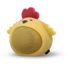 FOREVER Bluetooth reproduktor Forever ABS-100 žlutý