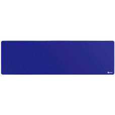 C-TECH Podložka pod myš C-TECH MP-01XL, modrá, 900x270x4mm, obšité okraje