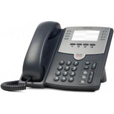 CISCO 8 Line IP tel., PoE, PC Port, SPA501G