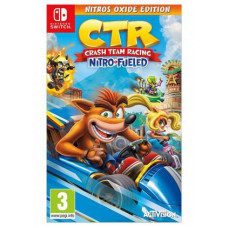 ELECTRONIC ARTS NS - Crash Team Racing NITROS OXIDE