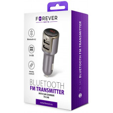 FOREVER Bluetooth FM Transmiter Forever TR-340