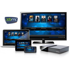 AB COM MediaCenter PRISMCUBE XBMC + 320GB HDD