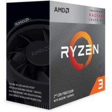 AMD CPU AMD Ryzen 3 3200G 4core (3,6GHz) Wraith