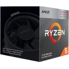 AMD CPU AMD Ryzen 5 3400G 4core (3,7GHz) Wraith
