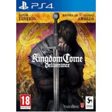 UBISOFT PS4 - Kingdom Come: Deliverance Royal Edition