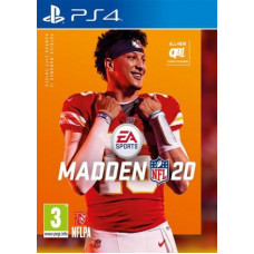 ELECTRONIC ARTS PS4 - MADDEN NFL 20