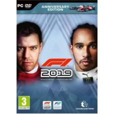 UBISOFT PC - F1 2019 Anniversary Edition