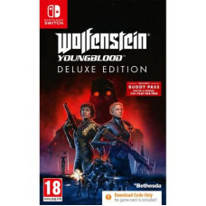 BETHESDA NS - Wolfenstein Youngblood Deluxe Edition