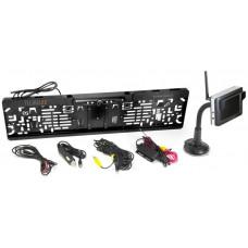 TECHNOSONIC Technaxx parkovací kamerový systém TX-110