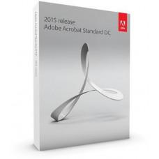 Adobe Acrobat Std DC 12 ENG WIN Full  Box