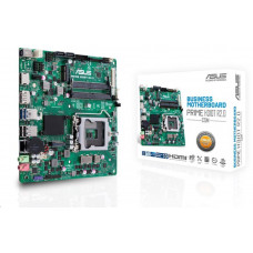 Asus MB Sc LGA1151 PRIME H310T R2.0/CSM (SW + PUR RMA), Intel H310, 2xSODIMM DDR4, VGA, thin