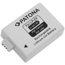 PATONA fotobaterie pro Canon LP-E5 850mAh Li-Ion