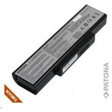 PATONA Baterie Patona pro ASUS K72 K72DR K72DY 4400mAh 11,1V černá