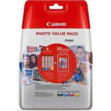 Canon BJ CARTRIDGE CLI-571 C/M/Y/BK MULTI BL SEC
