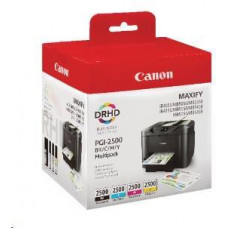 Canon BJ CARTRIDGE PGI-2500 BK/C/M/Y MULTI