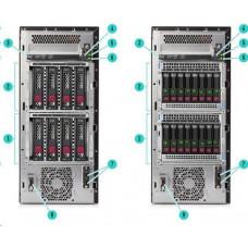 HP  PL ML110g10 4210 (2.2G/10C/11M/2400) 1x16G p408i-p/2Gshc+holder SATA 8SFF HP 800W(1/2) T4.5U