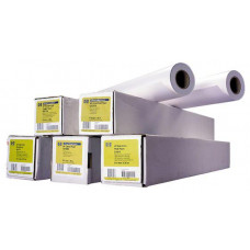 HP 2-pack Universal Adhesive Vinyl-914 mm x 20 m (36 in x 66 ft),  11.4 mil/290 g/m2 (with liner)