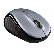 Logitech myš M325 Wireless Mouse, Light Silver