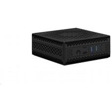 UMAX miniPC U-Box J50 - Pentium J5005@1.5GHz, 4GB, 64GB eMMC, HDMI, W-iFi, VESA,  Win10 Pro