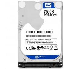 WD BLUE WD7500BPVX 750GB SATA/600 8MB cache, 2.5