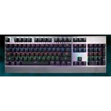 Crono gaming klávesnice CK3010, mechanická, podsvícená, CZ+SK, USB, Black