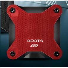 A-Data ADATA External SSD 240GB ASD600Q USB 3.1 červená