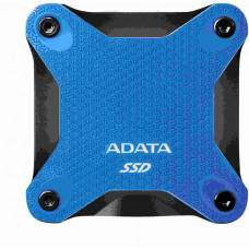 A-Data ADATA External SSD 240GB ASD600Q USB 3.1 modrá