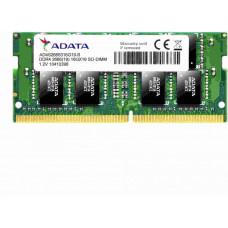 A-Data SODIMM DDR4 16GB 2666MHz CL19 ADATA Premier memory, 1024x8, Single
