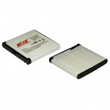 ACCU Baterie Accu pro Nokia 6500 Slide, 6220 classic, 8600, 5700, 7390, 6290, Li-ion, 900mAh