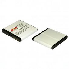 ACCU Baterie Accu pro Nokia N81, N82, E51, Li-ion, 1100mAh