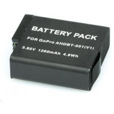 Madman Baterie pro GoPro HERO5/HERO7