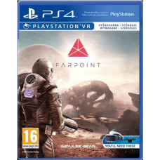 Sony PS4 hra VR Farpoint