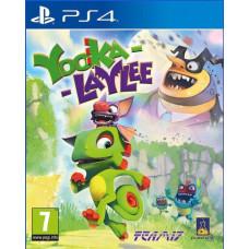 PS4 hra Yooka-Laylee